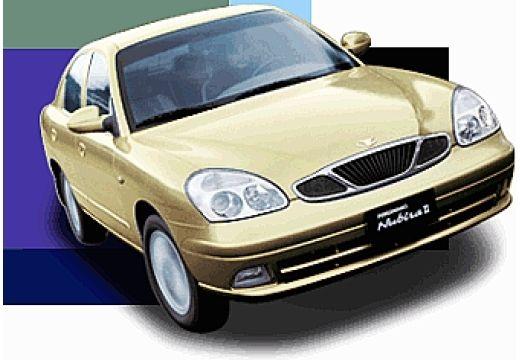 Headlights For 2001 Daewoo Laganza - Daewoo
