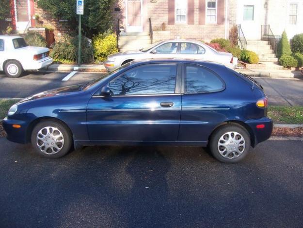 Headlights For 2001 Daewoo Laganza - Daewoo - [Daewoo Cars And ...
