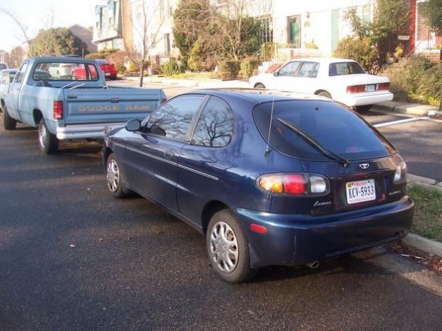 Tosca Car Daewoo - Daewoo - [Daewoo Cars And Photos] 146